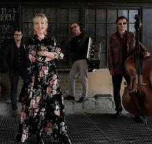 Verena Göltl Veri & die Luxuscombo